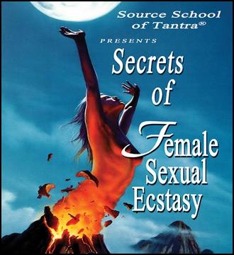 Secrets of Female Sexual Ecstasy DVD
